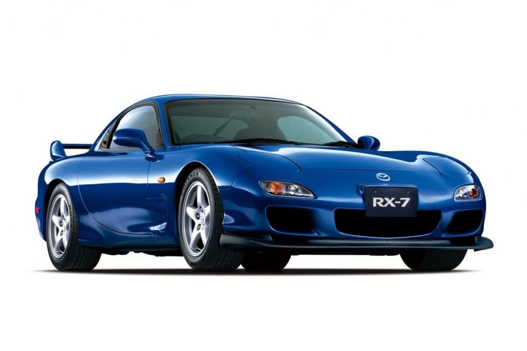 Mazda RX-7 (FD)