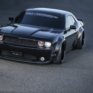 LB Performance Dodge Challenger