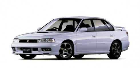Subaru Legacy Rs Bd5 Tasug(東京オートサロン非公式ガイド)