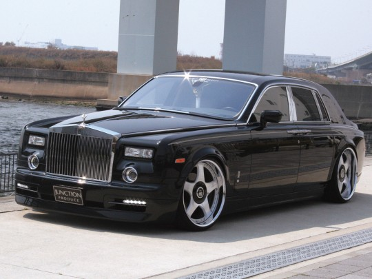 JUNCTION PRODUCE Rolls Royce Phantom