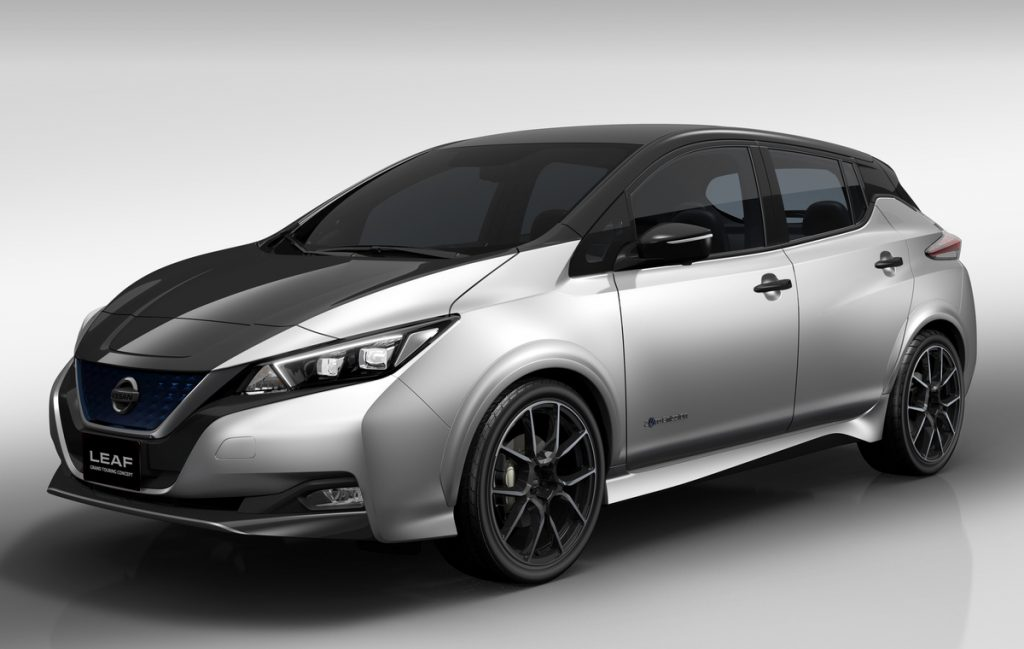 LEAF Grand Touring Concept
