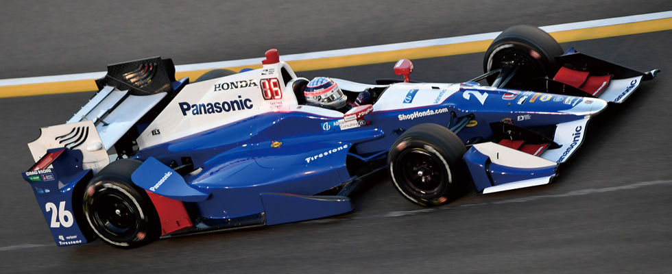 Dallara-DW12